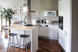 Rénovation d'un appartement au quartier Javel