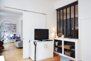 Renovation appartement Chaillot