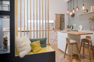 Rénovation d'appartement à Courbevoie