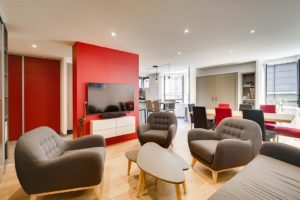 Rénovation d'un appartement à Nanterre