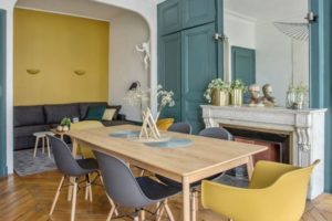 Rénovation d'un appartement à Paris 15
