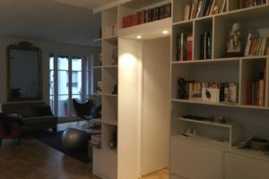 Rénovation d'un appartement à Paris-Trocadero