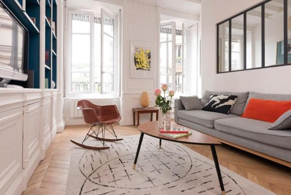 Rénovation d'un appartement à Neuilly sur Seine