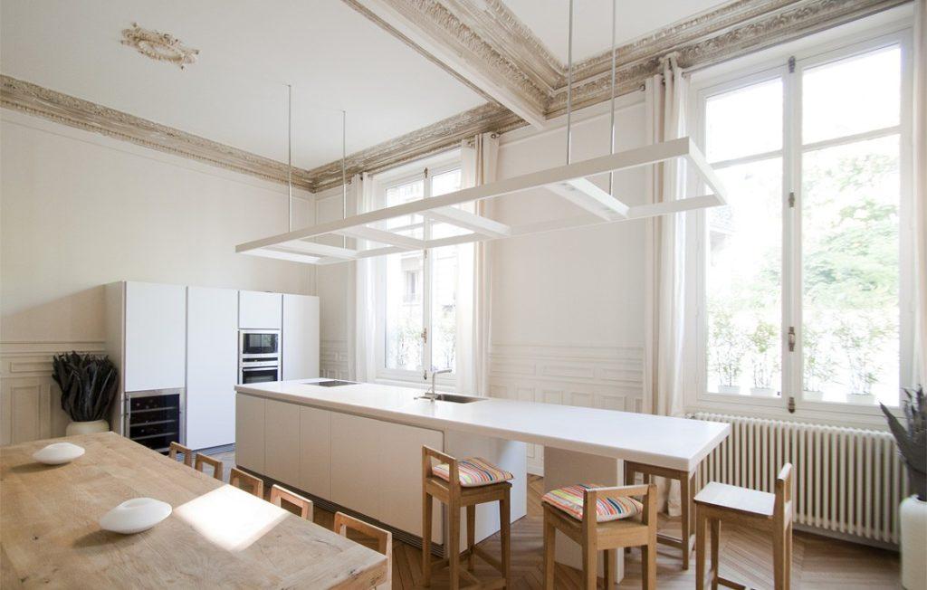 Rénovation d'appartement à Neuilly sur Seine