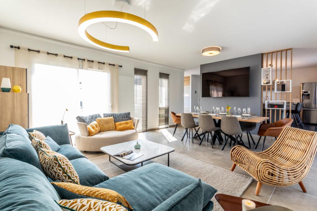 Rénovation d'appartement à Chaillot