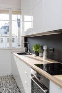 Rénovation d'une cuisine à Paris 7