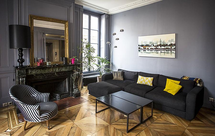 Rénovation d'un appartement à la porte de Champerret