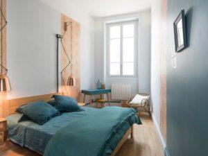 Rénovation d'une chambre à Neuilly-sur-Seine