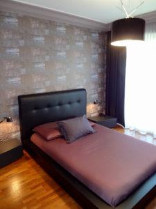 Rénovation d'une chambre à Saint-Germain-en-Laye