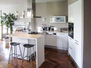 Rénovation d'un appartement au quartier Javel