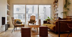 Rénovation d'appartement à Auteuil