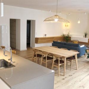 Rénovation d'appartement à Chatou