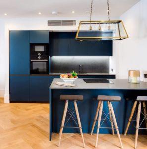 Rénovation d'appartement au Vesinet