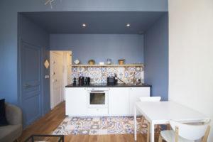 Rénovation d'un appartement à Paris V