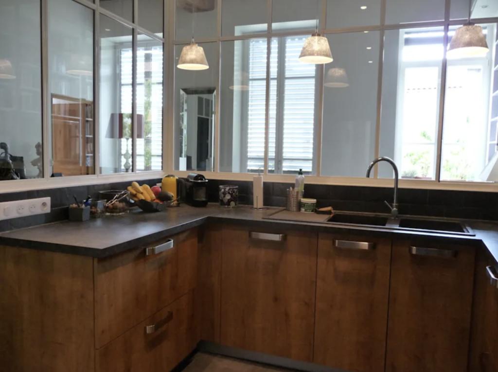 Rénovation d'une cuisine à Paris XV