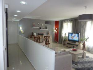 Rénovation d'appartement à Puteaux