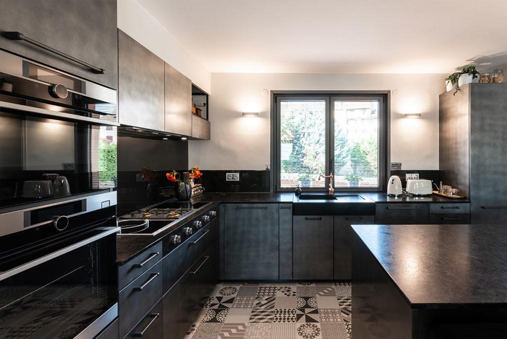 Rénovation d'une cuisine quartier bois de Boulogne
