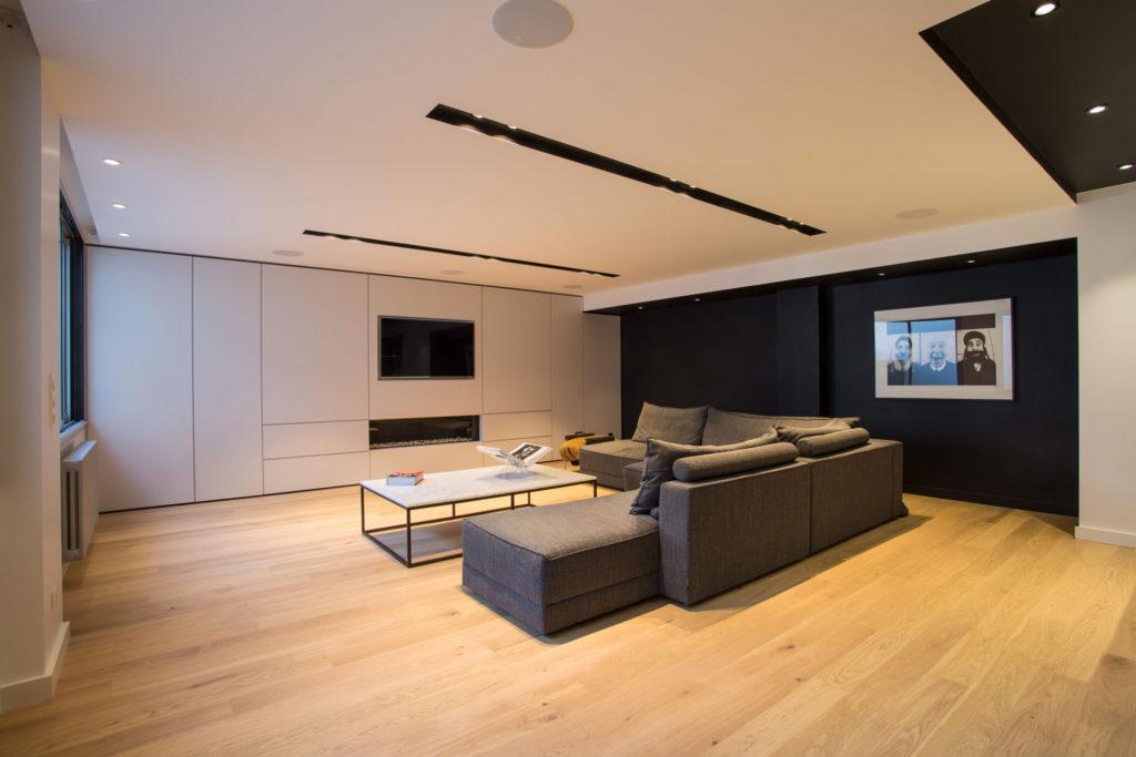 Rénovation d'appartement à Suresnes