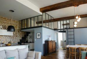 Rénovation d'un appartement à Levallois Perret