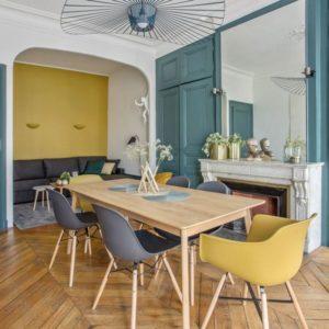 Rénovation d'un appartement à Paris 15