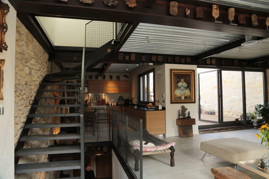 Rénovation d'un maison à Suresnes