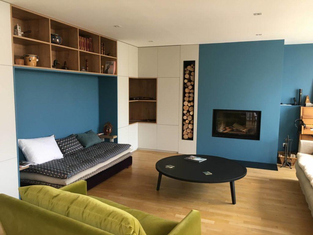 Rénovation d'un appartement à Chatou